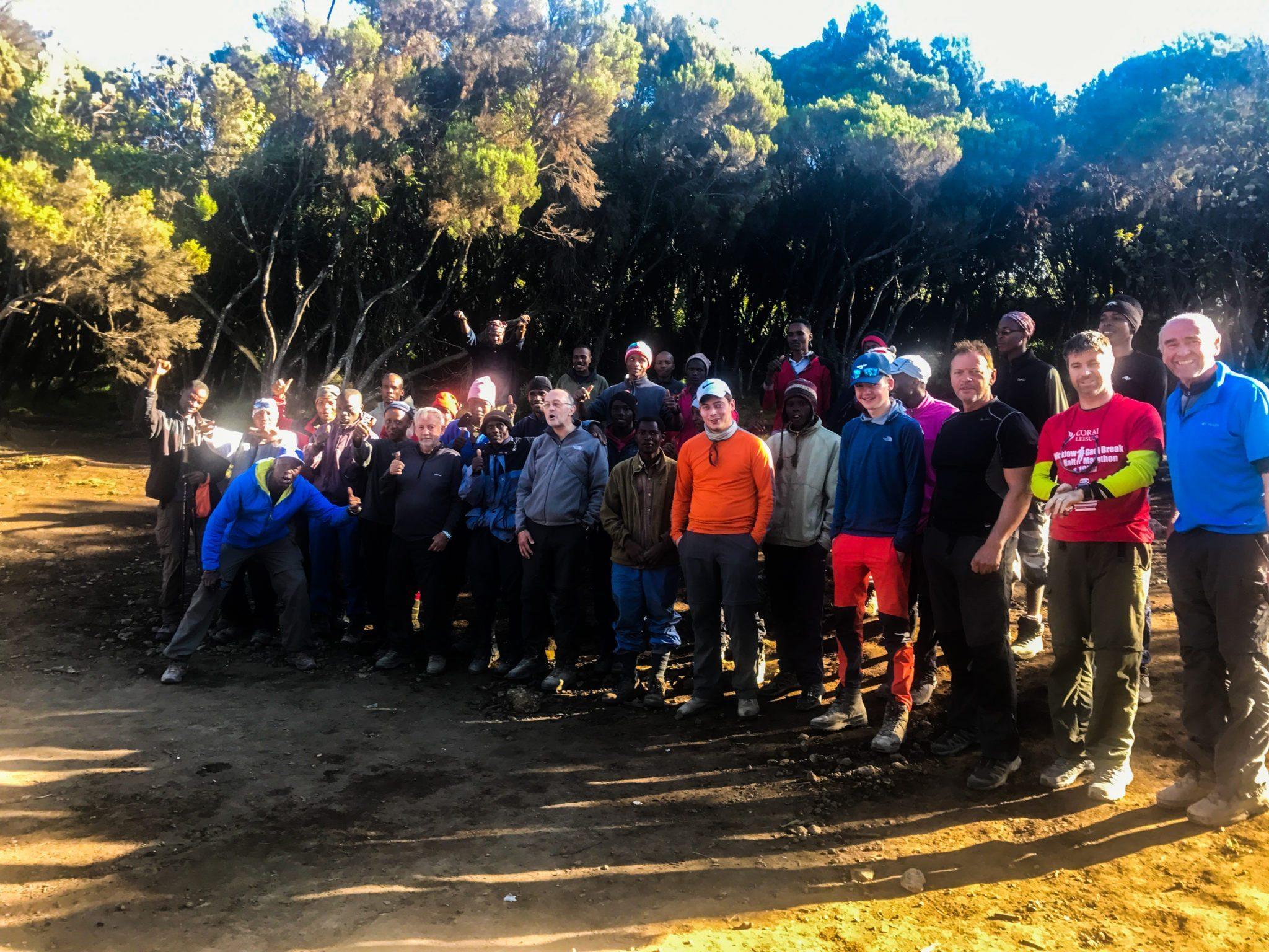 Pat Falvey Travel Kilimanjaro