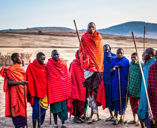 tribe in africa