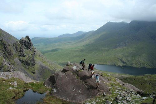 Climb Carrauntoohil | Pat Falvey Adventure Travel