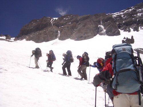 Pat Falvey Adventure Travel South Aconcagua