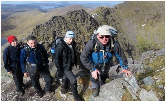 Coomloughra Horseshoe | Pat Falvey Adventure Travel