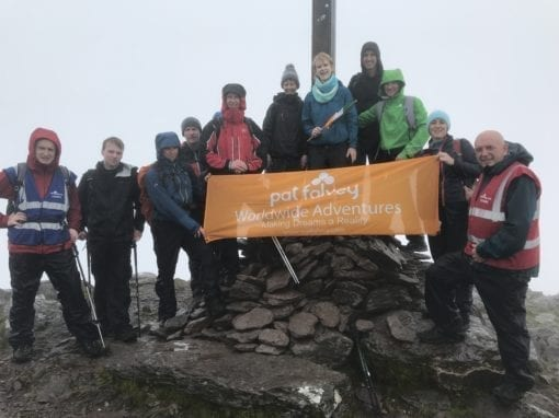 Carrauntoohil summit