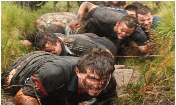 Military Bootcamp | Pat Falvey School of Adventure