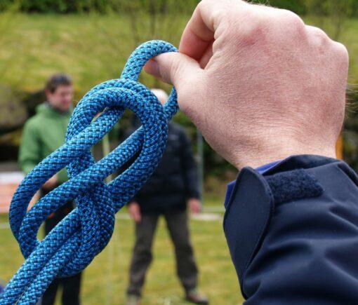 rope skills knot skills