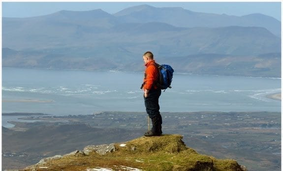 The Reeks Challenge | Pat Falvey Adventure Travel