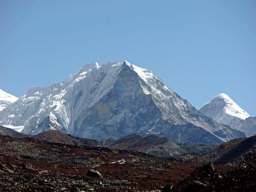 View of Island Peak
