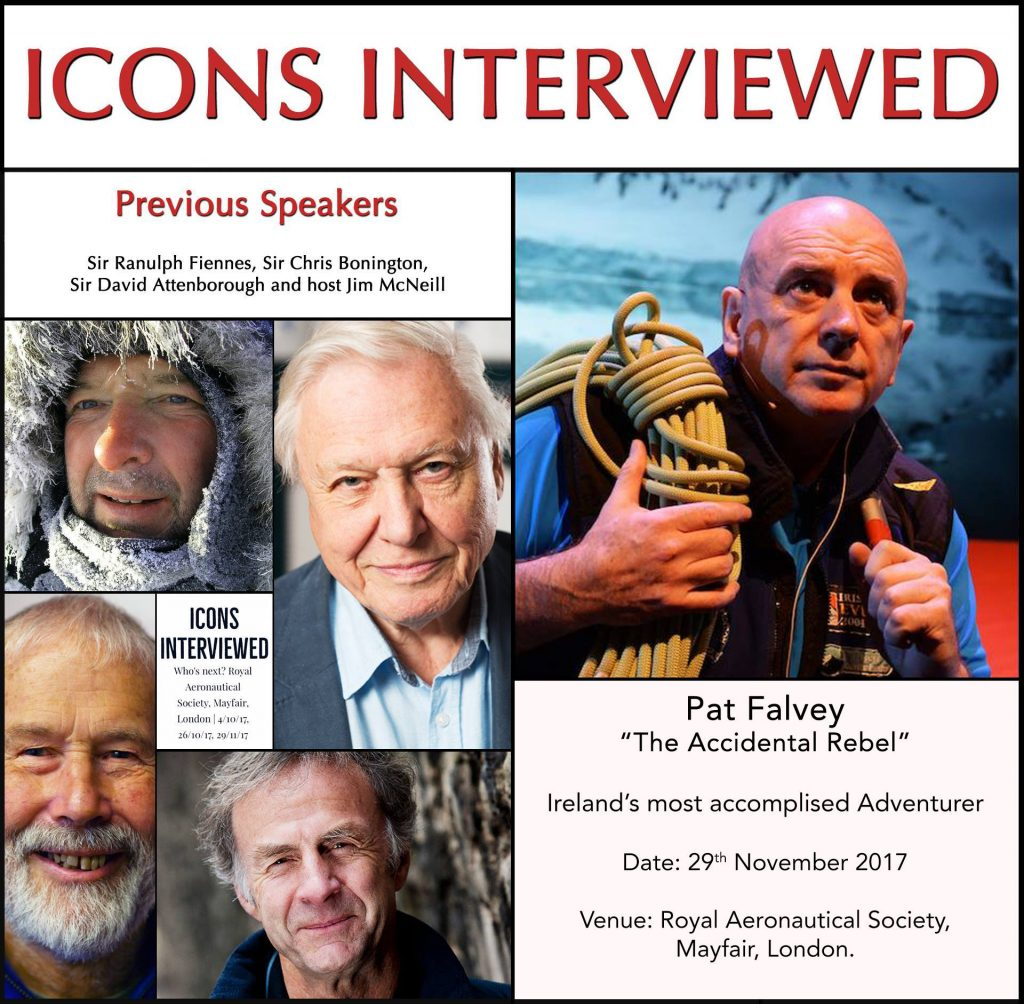 Icons Interviewed