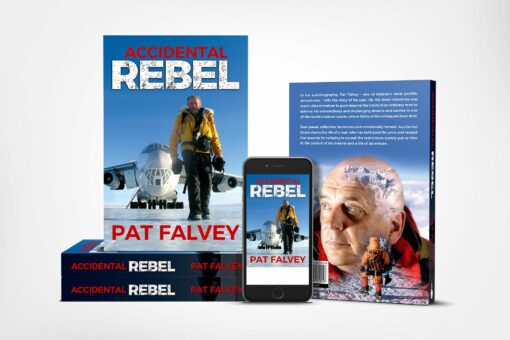 Accidental rebel book cover (white bg)