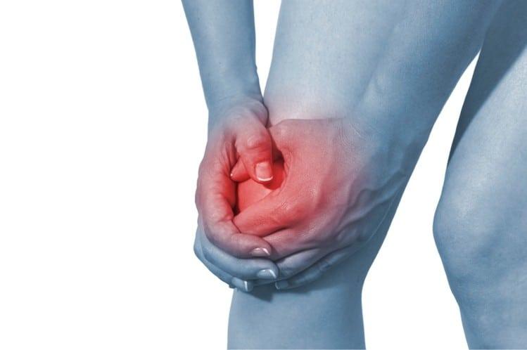 Reduce knee painwhile hiking