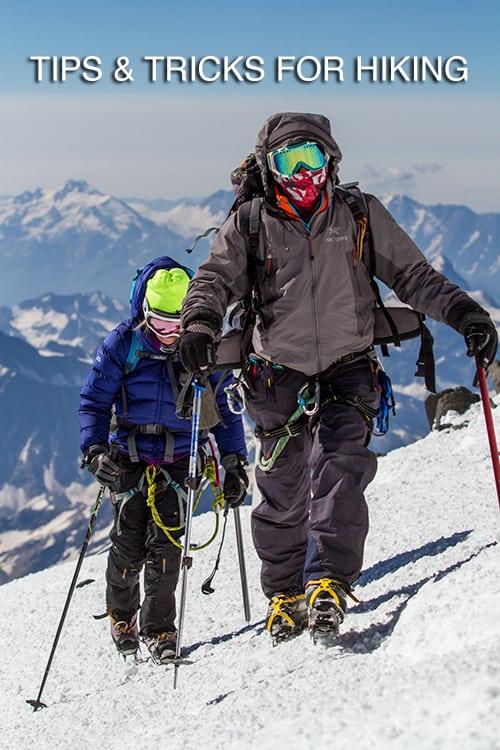Tips & Tricks for Hiking