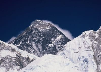 Face of Everest
