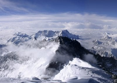 Everest South Panorama 2004
