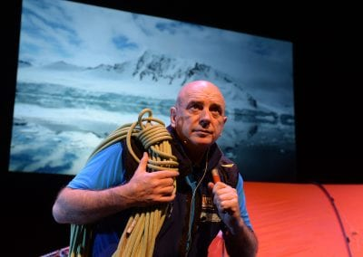Pat Falvey show Beyond Endurance