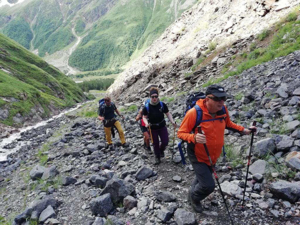 Training tips for trekking