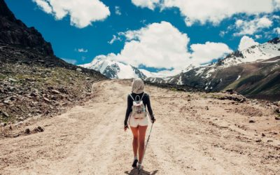 Top 5 trekking tips for women