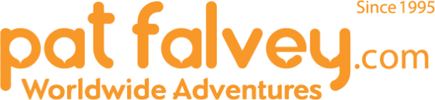Pat Falvey Worldwide Adventures logosince