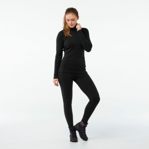 Smartwool Women's Merino 250 Base Layer 1/4 Zip 1